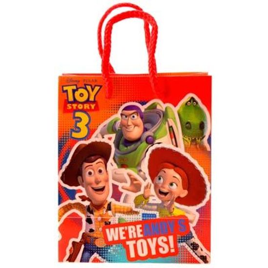 Mini Sacolinha Personagens - Toy Story