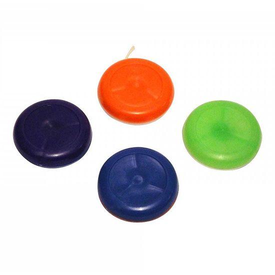 Lembrancinha Infantil - Mini ioiô Colorido 12 Un