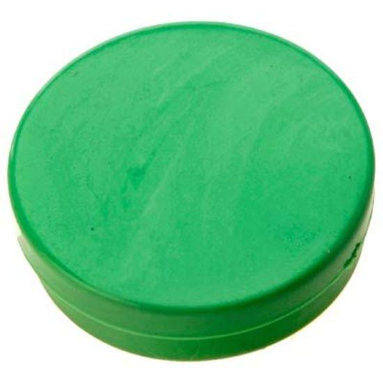Latinha Plástica 5x1 Verde Escuro para Lembrancinha - 20 unidades