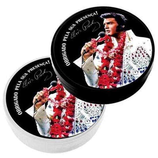 Latinha Plástica 5x1 Lembrancinha Elvis Presley