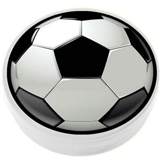 Latinha Plástica 5x1 Lembrancinha Bola de Futebol