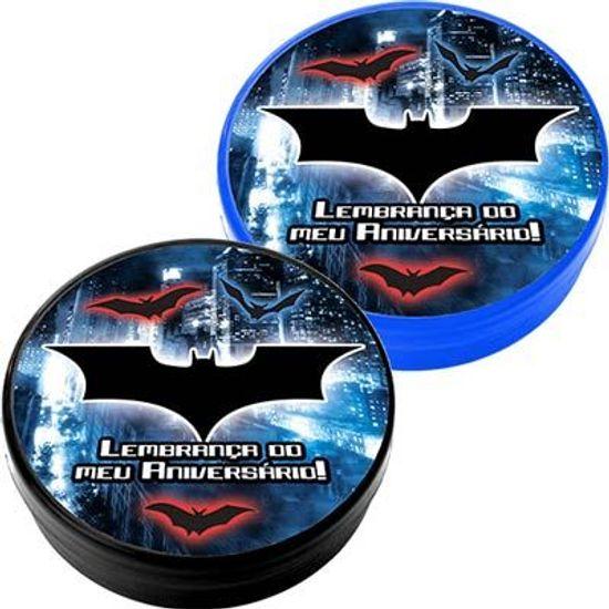 Festa Batman - Latinha Plástica 5x1 Lembrancinha Batman Latinha Plástica 5x1 Lembrancinha Batman