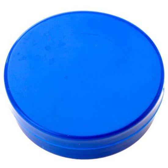 Latinha Plástica 5x1 Azul Escuro para Lembrancinha - 20 unidades