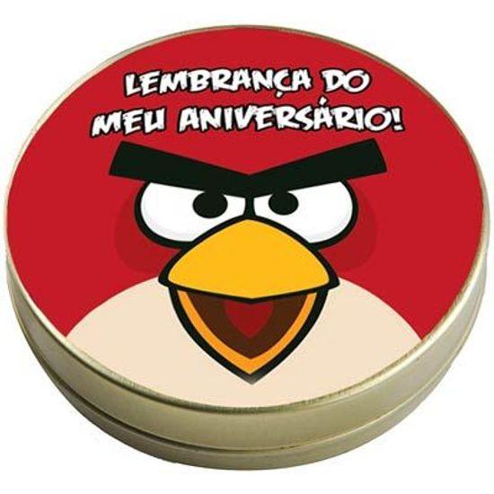 Festa Angry Birds - Latinha 7x2 Lembrancinha Angry Birds Latinha 7x2 Lembrancinha Angry Birds