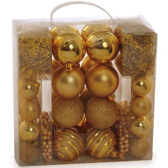 Kits e Maletas - Bolas Ouro - Pacote com 1 Jogo