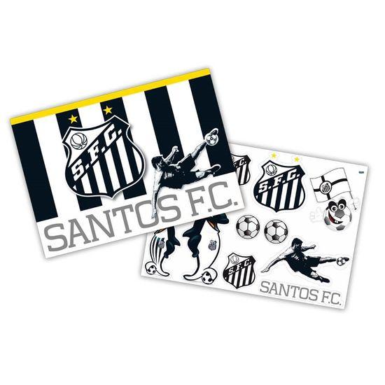 Festa Festa Santos FC - Kit Decorativo Cartonado Santos F. C. Kit Decorativo Cartonado Santos F. C.
