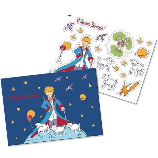 Festa O Pequeno Príncipe - Kit Decorativo Cartonado O Pequeno Príncipe Clássico Kit Decorativo Cartonado O Pequeno Príncipe Clássico