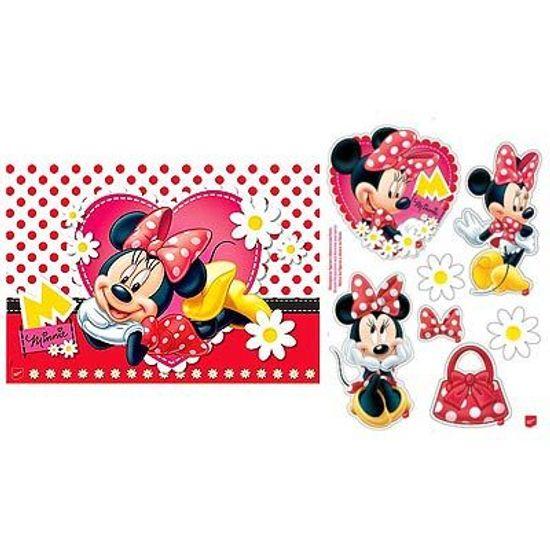 Festa Minnie Vermelha - Kit Decorativo Cartonado Minnie Vermelha Kit Decorativo Cartonado Minnie Vermelha
