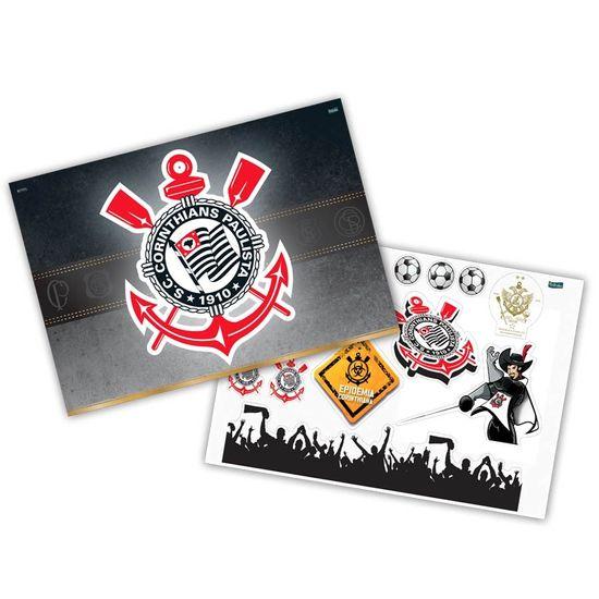 Kit Decorativo Cartonado Corinthians