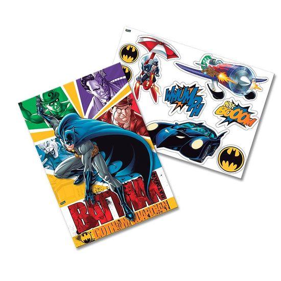 Festa Batman - Kit Decorativo Cartonado Batman Clássico Kit Decorativo Cartonado Batman Clássico