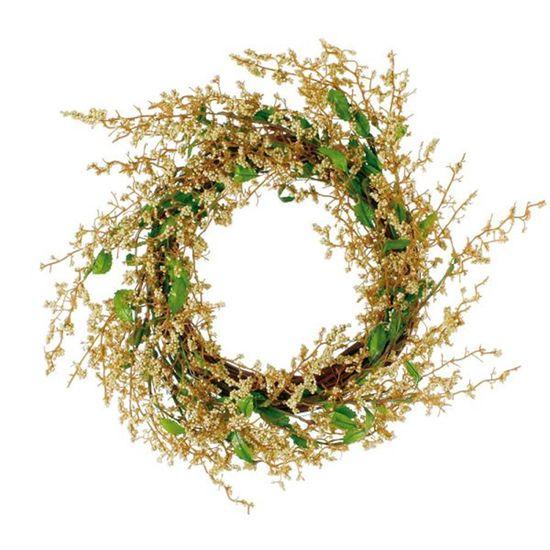 Cromus - Guirlanda Decorativa Ouro ( Fondant ) - 1 Peça