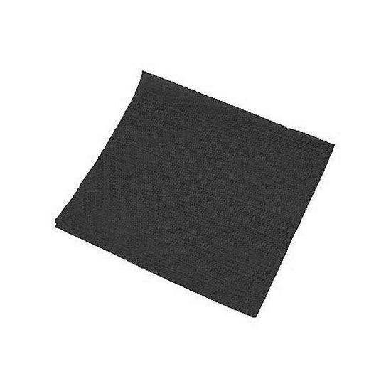 Guardanapo Color Pequeno Preto - 50 Un