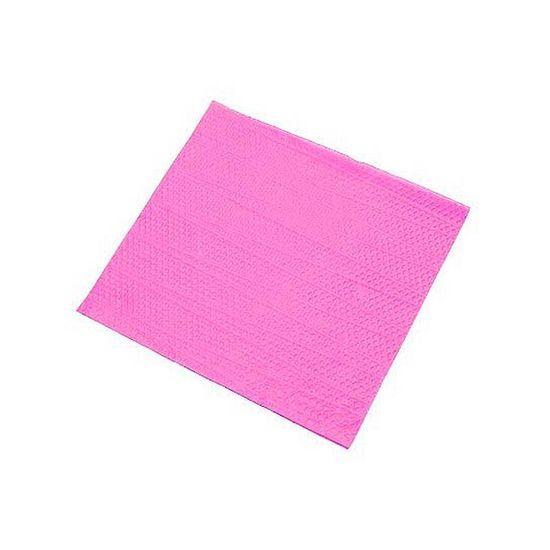 Guardanapo Color Pequeno Rosa - 50 Un