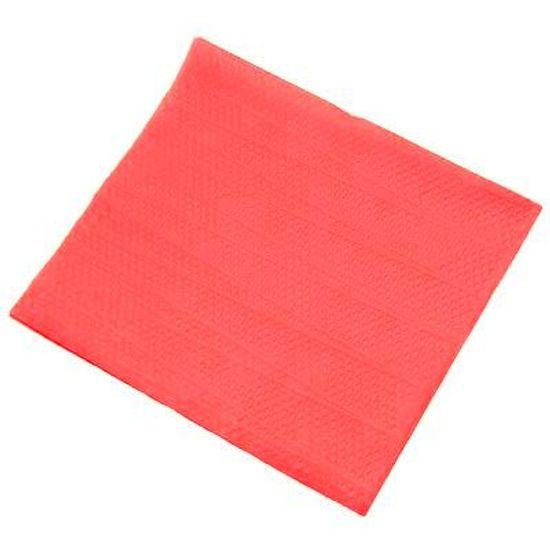 Guardanapo Color Grande Vermelho - 50 Un
