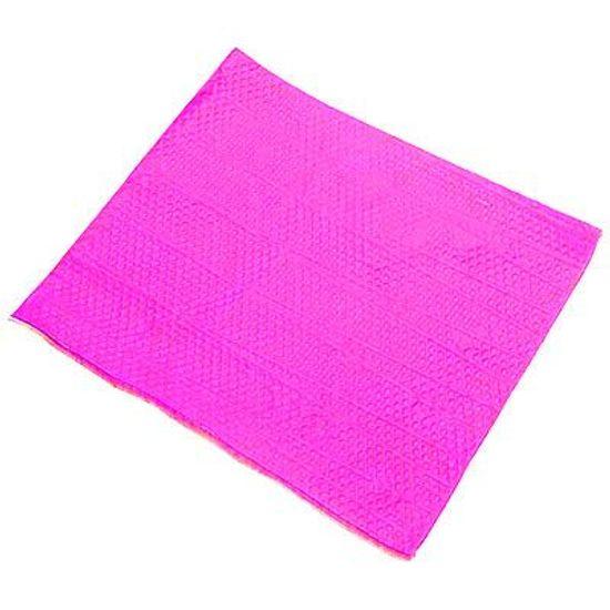 Guardanapo Color Grande Pink - 50 unidades