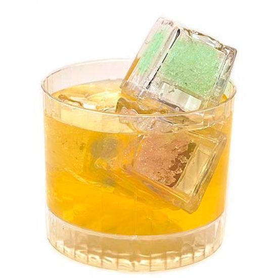 Gelo Artificial com Pisca - Enfeite de Drinks