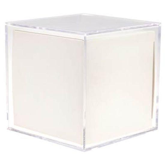 Foto Cubo em Acrílico para Lembrancinha