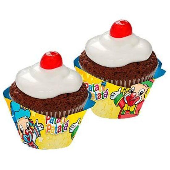 Forma para Cupcake Patati Patatá - 08 Un
