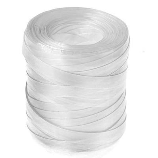 Fitilho para Embalagem 50mt - Branco