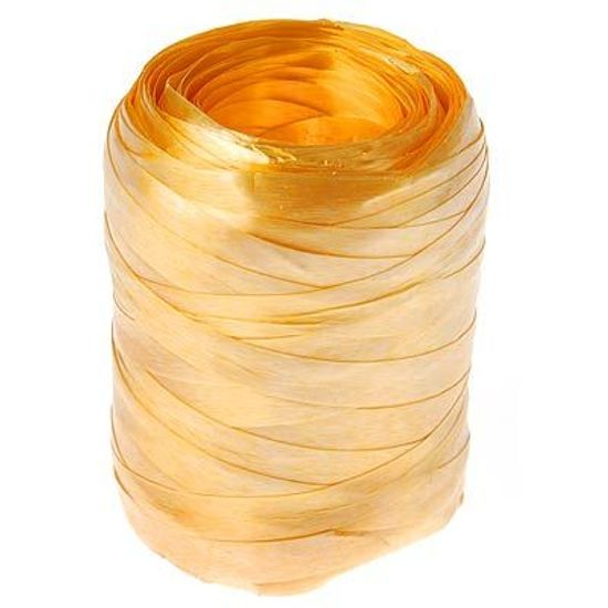 Fitilho para Embalagem 50mt - Amarelo