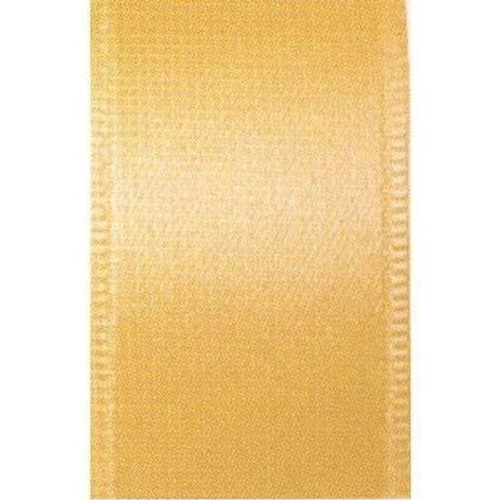 Fita de Cetim nº 01 Ouro (228) - 10 metros