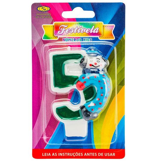 FL - Festivela Números Kids 5
