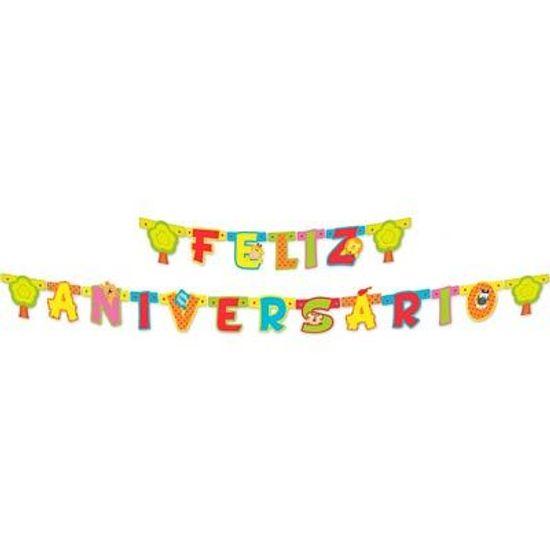 Festa Floresta - Cromus Floresta - Faixa Feliz Aniversário FL - Cromus Floresta - Faixa Feliz Aniversário