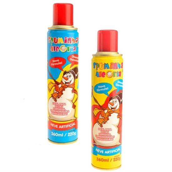Espuma Spray da Alegria 360ml