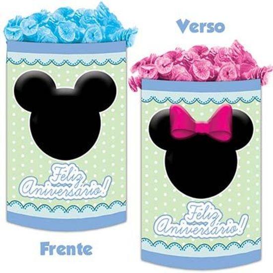 Festa Disney Baby - Enfeite de Mesa Especial Baby Disney - 05 unidades FL - Enfeite de Mesa Especial Baby Disney - 05 unidades