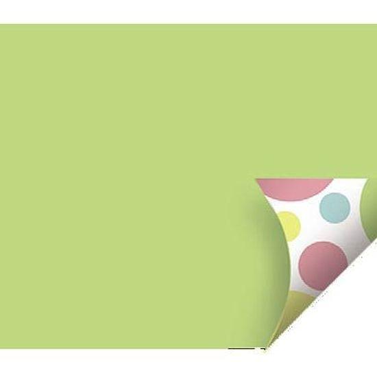 FL - Embalagem Cromus Páscoa 69x89cm Candy Colors Verde