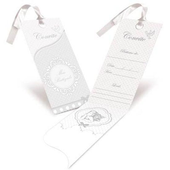 FL - Cromus Meu Batizado - Convite Especial - 08 unidades