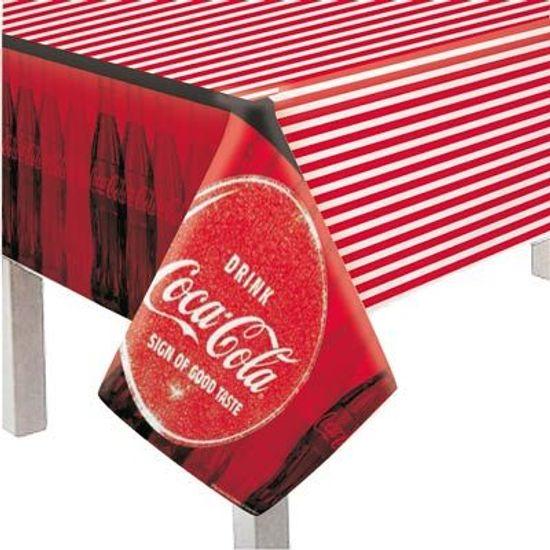 FL - Cromus Coca-Cola - Toalha de Mesa Principal