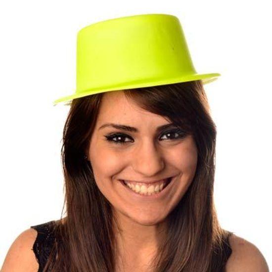 Chapéu Neon Sortido - Para Festas
