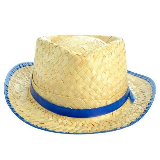 Chapéu Malandrinho de Palha