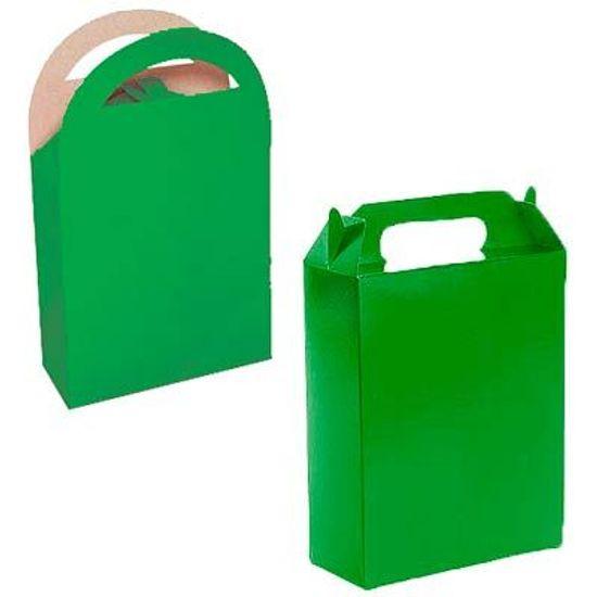 Caixa Surpresa Linha Colors Verde Bandeira - 08 Un
