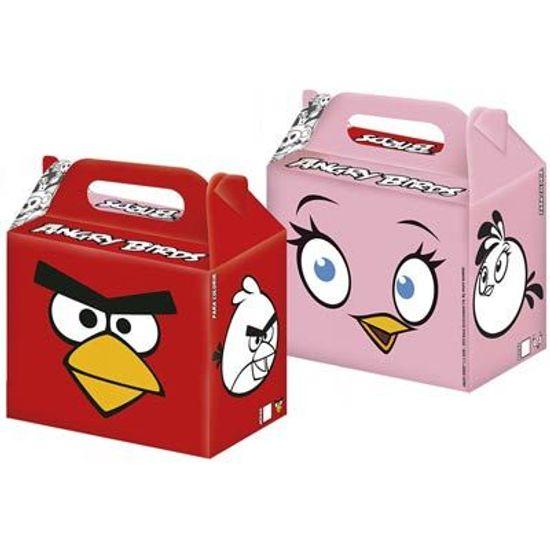 Caixa Surpresa Angry Birds Game - 08 Un