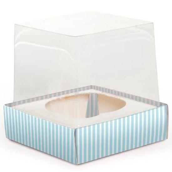 Reino Menino - Caixa para Cupcake 06 Un