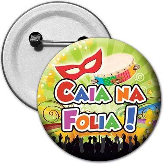 Broche Especial Carnaval - Para Lembrancinha