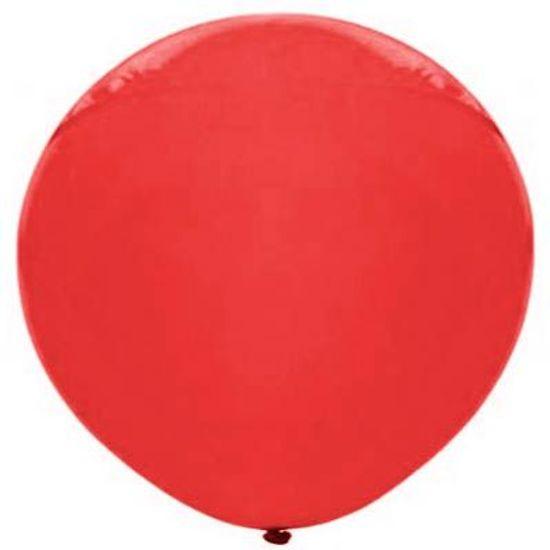 Balão Gigante Bexigão nº25 - Vermelho