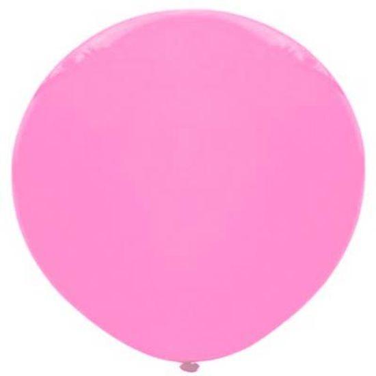 Balão Gigante Bexigão nº25 - Rosa