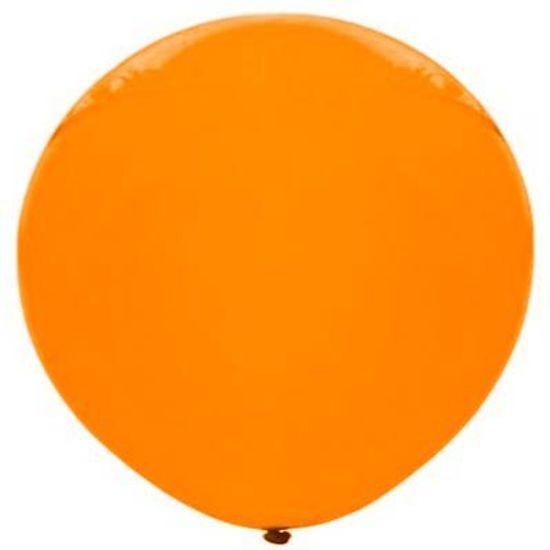 Balão Gigante Bexigão nº25 - Laranja