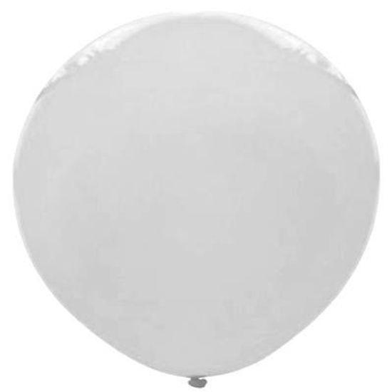 Balão Gigante Bexigão nº25 - Branco