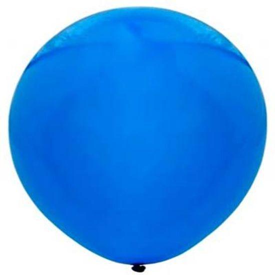 Balão Gigante Bexigão nº25 - Azul