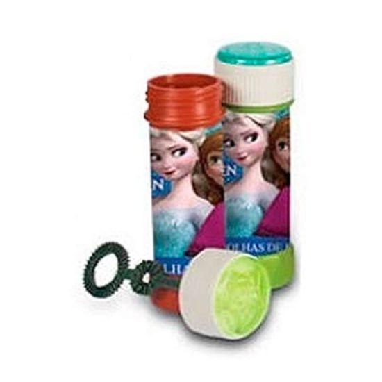 Lembrancinha Infantil - Bolinha de Sabão Frozen Disney