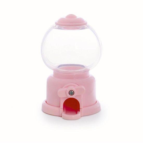 Mini Máquina de Doces Rosa