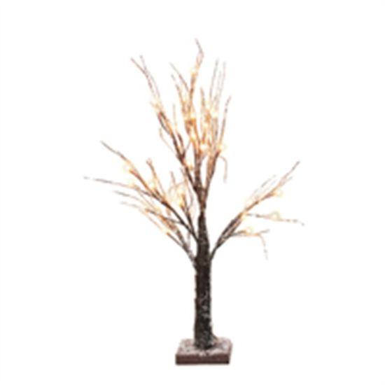 Árvore 36Leds Clara 60Cm Bivolt (Arvores De Led)
