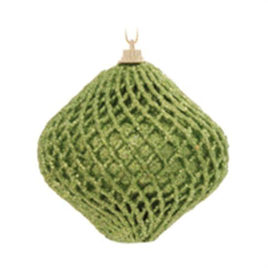 Peão Verde Claro 8 cm (Enfeites)  - 1  Jogo com 6 Peças