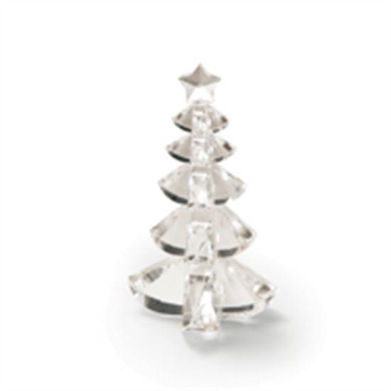 Árvore de Natal Decorativa de Cristal