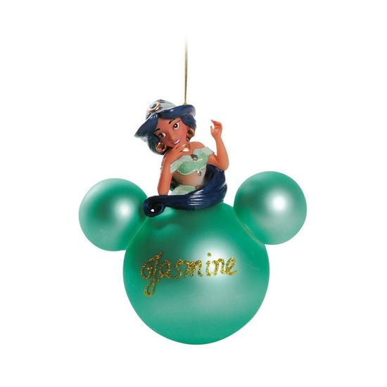 Bola 3D Jasmine Verde Claro 8 cm