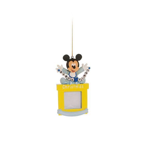 Natal Disney - Porta Retrato Baby Mickey - 1 Unidade